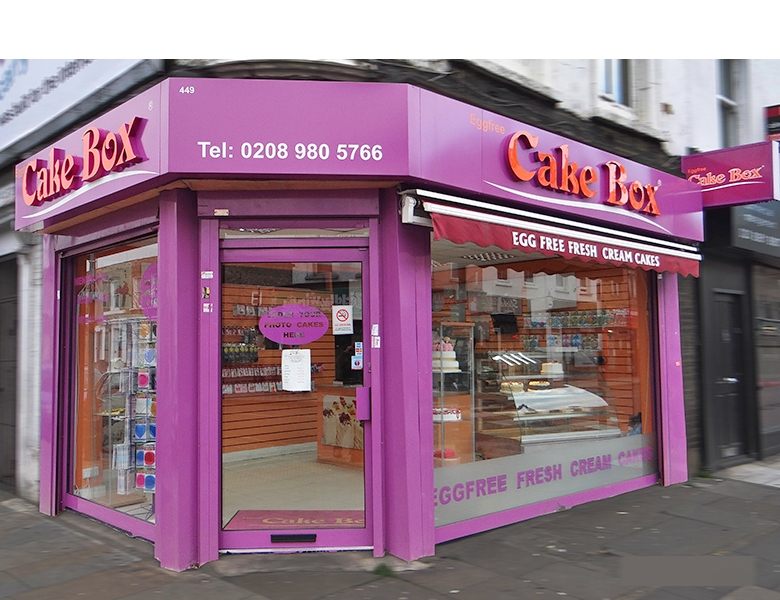 Cake Shop Melton Road