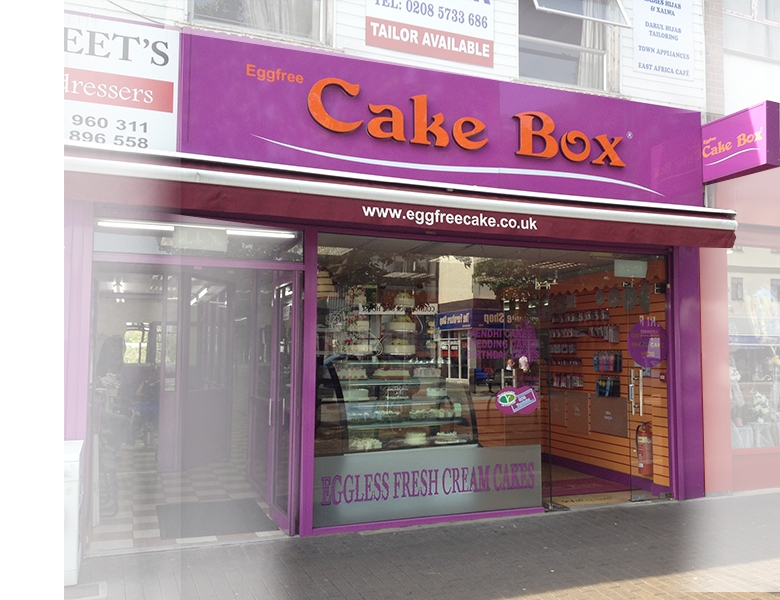Cake Shop In Hounslow High Street