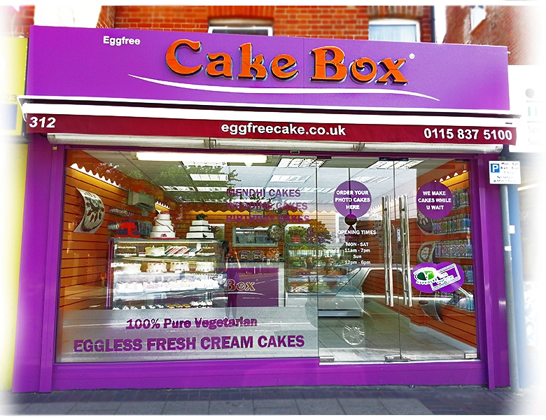 Cake Shop In Hounslow East