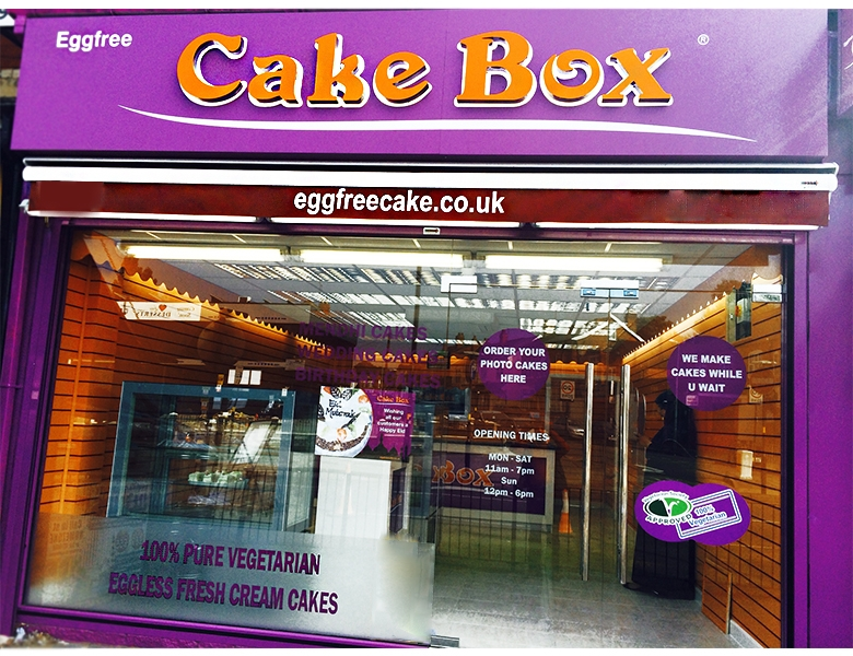 Cake Box High Wycombe Order Online