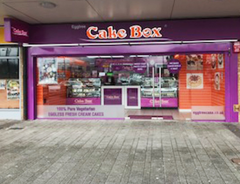 Cake Box Crawley