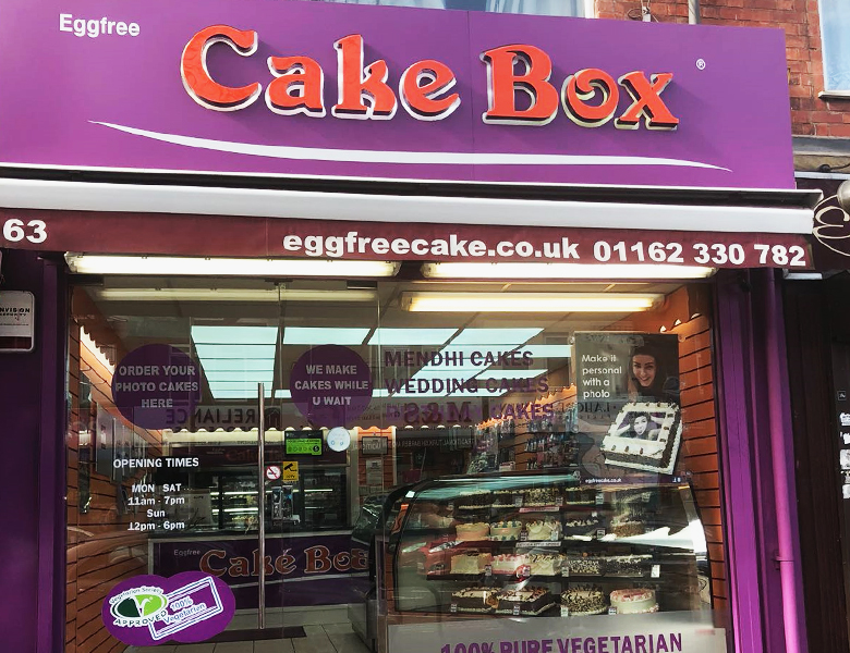 Cake Box Cakes Rayners Lane