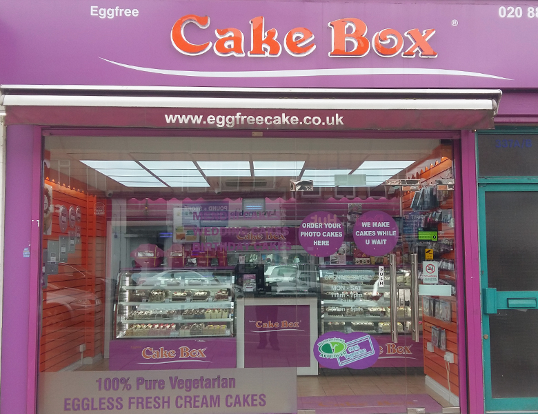Cake Box Rayners Lane