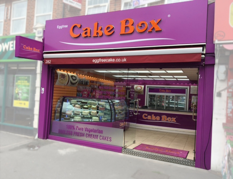 Cake Shops In Bolton Town Centre