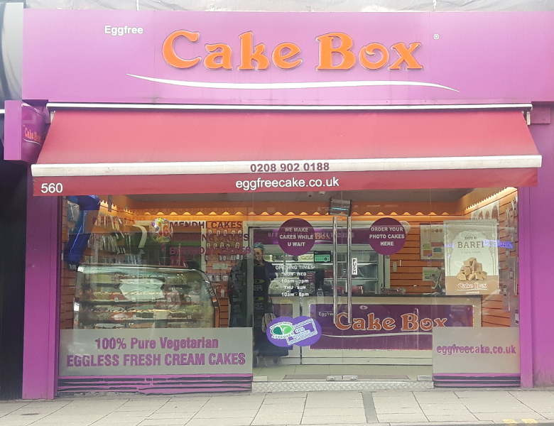 Cake Box Wembley Central