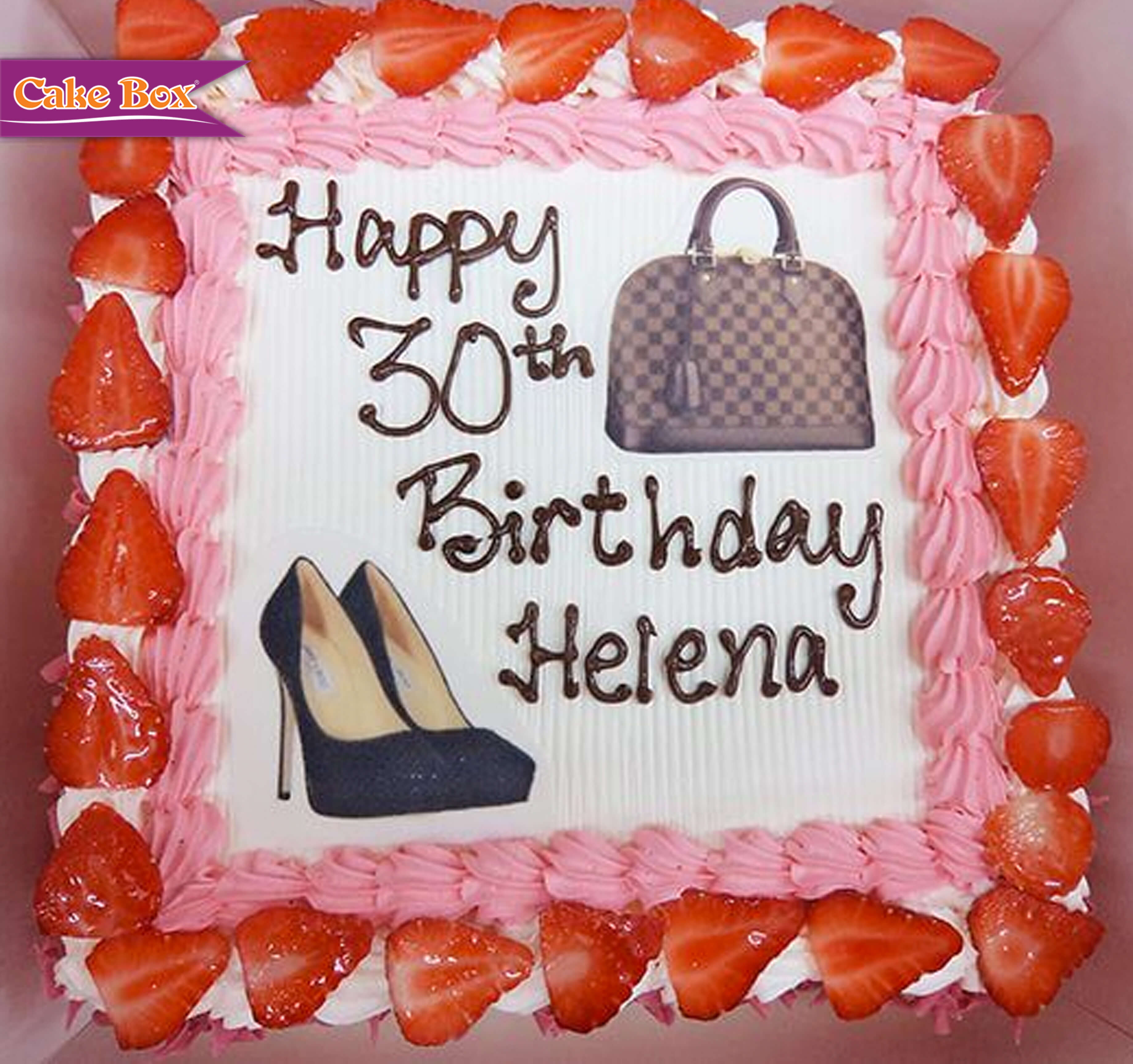 Astounding Birthday Cake Personalised Birthday Cakes Celebration Cakes Funny Birthday Cards Online Alyptdamsfinfo