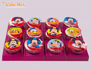 Mickey Mouse Cupcake 2